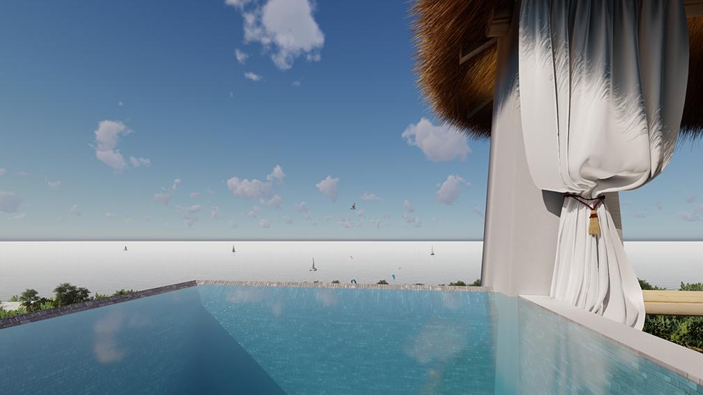 roof top pool_4 - Foto